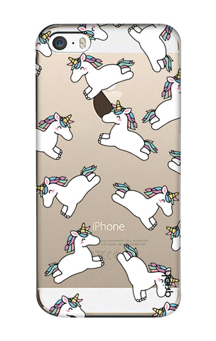 Jumping Unicorns iPhone SE Cases & Covers Online