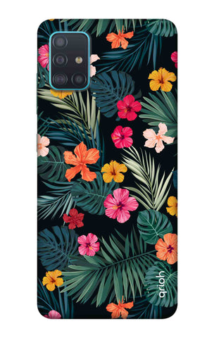 Floral Cluster Case Samsung Galaxy A71 Cases & Covers Online