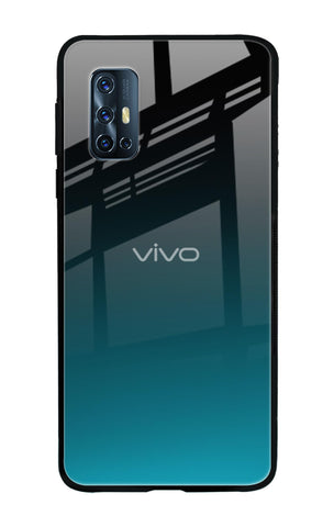Ultramarine Vivo V17 Glass Cases & Covers Online