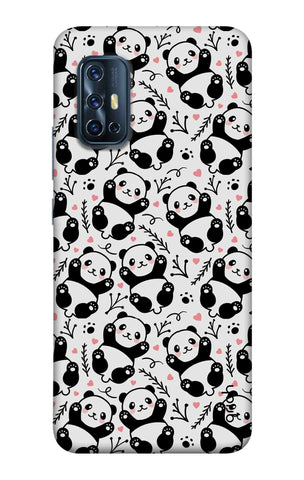Adorable Panda Case Vivo V17 Cases & Covers Online