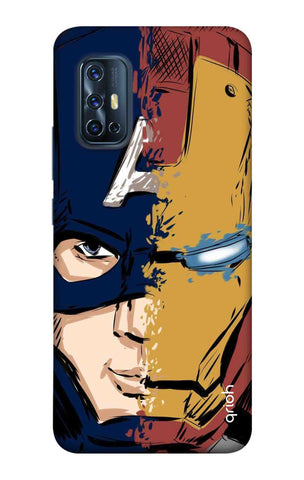 Legendary SuperHero Case Vivo V17 Cases & Covers Online
