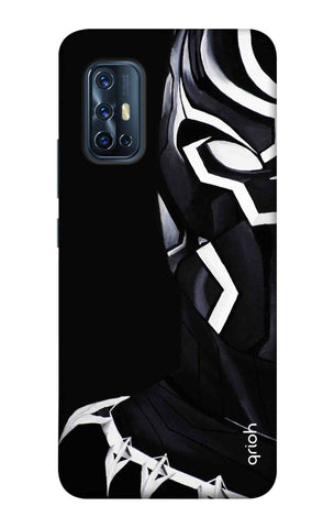 Panther Warrior Case Vivo V17 Cases & Covers Online