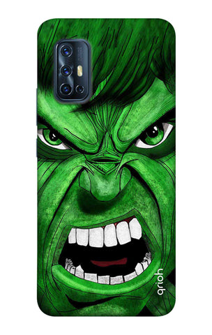 Angry Man Case Vivo V17 Cases & Covers Online