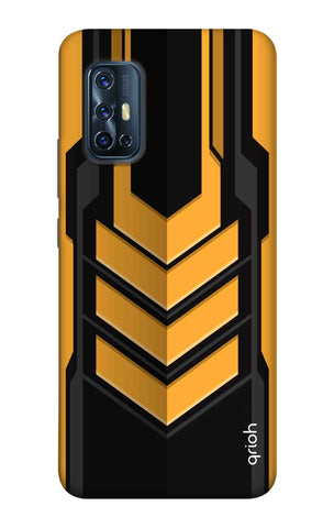 Futuristic Arrow Case Vivo V17 Cases & Covers Online