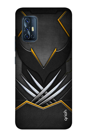 Black Warrior Case Vivo V17 Cases & Covers Online