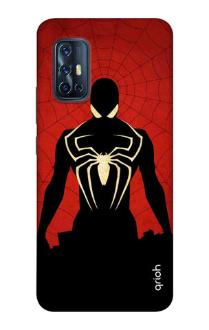 Mighty Superhero Case Vivo V17 Cases & Covers Online