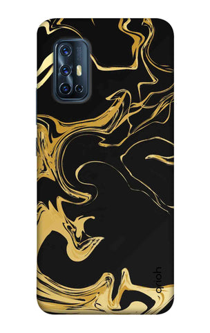 Copper Liquid Case Vivo V17 Cases & Covers Online