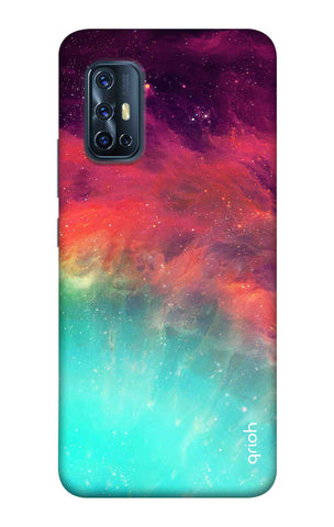 Colorful Aura Case Vivo V17 Cases & Covers Online