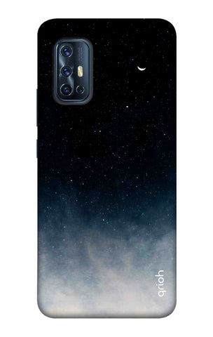 Black Aura Case Vivo V17 Cases & Covers Online