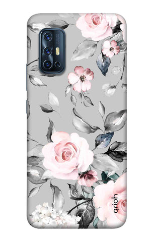Gloomy Roses Case Vivo V17 Cases & Covers Online
