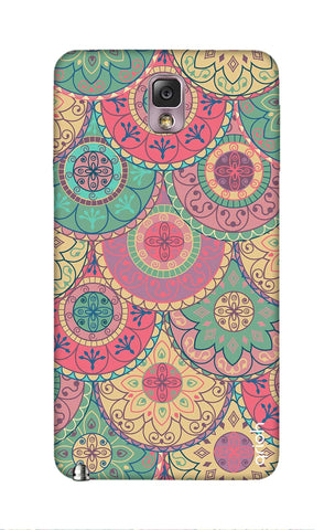 Colorful Mandala Samsung Note 3 Cases & Covers Online