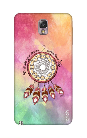 Keep Dreaming Samsung Note 3 Cases & Covers Online