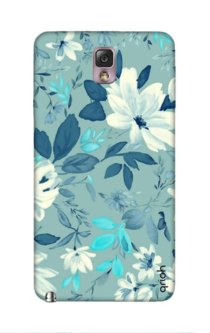 White Lillies Samsung Note 3 Cases & Covers Online