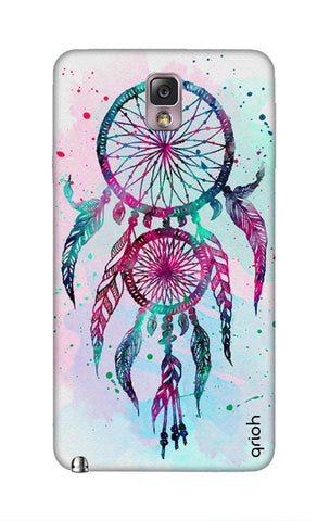 Dreamcatcher Feather Samsung Note 3 Cases & Covers Online