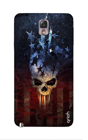 Star Skull Samsung Note 3 Cases & Covers Online