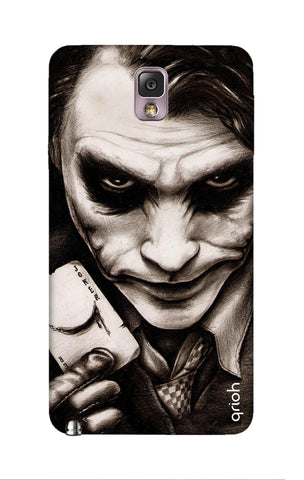 Why So Serious Samsung Note 3 Cases & Covers Online