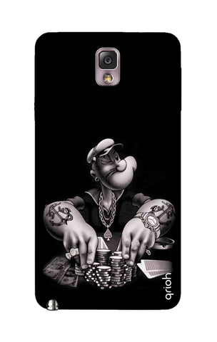 Rich Man Samsung Note 3 Cases & Covers Online