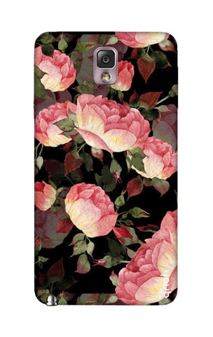 Watercolor Roses Samsung Note 3 Cases & Covers Online