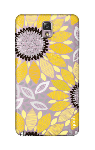 Stitched Floral Samsung Note 3 Cases & Covers Online
