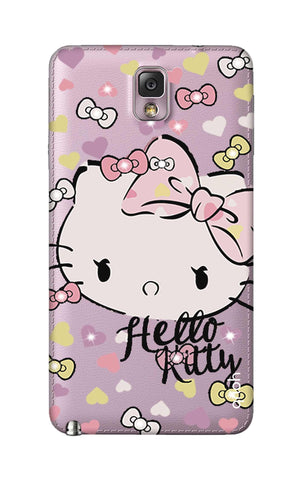 Bling Kitty Samsung Note 3 Cases & Covers Online