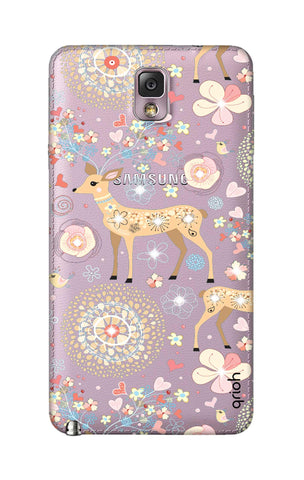 Bling Deer Samsung Note 3 Cases & Covers Online