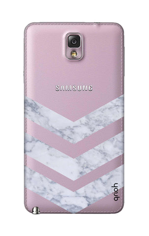 Marble Chevron Samsung Note 3 Cases & Covers Online