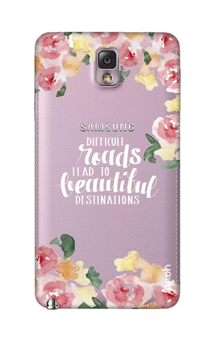 Beautiful Destinations Samsung Note 3 Cases & Covers Online