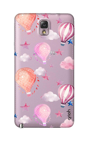 Flying Balloons Samsung Note 3 Cases & Covers Online
