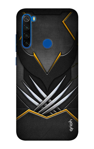 Black Warrior Case Xiaomi Redmi Note 8T Cases & Covers Online