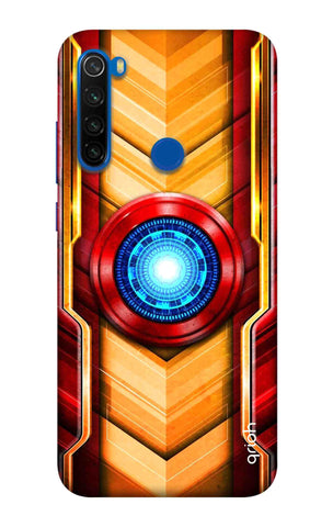 Arc Reactor Case Xiaomi Redmi Note 8T Cases & Covers Online