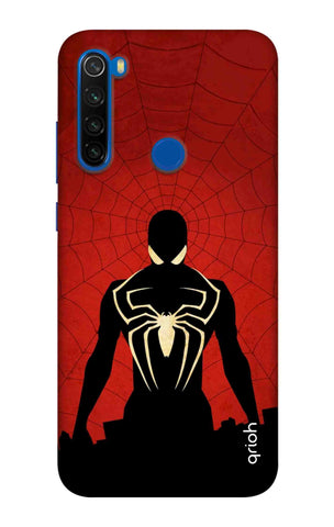 Mighty Superhero Case Xiaomi Redmi Note 8T Cases & Covers Online