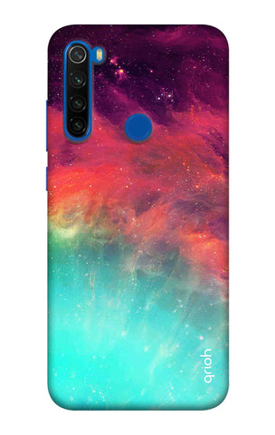 Colorful Aura Case Xiaomi Redmi Note 8T Cases & Covers Online