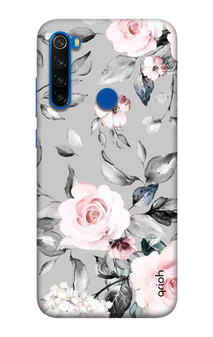 Gloomy Roses Case Xiaomi Redmi Note 8T Cases & Covers Online