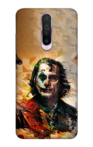 Psycho Villan Case Xiaomi Redmi K30 Pro Cases & Covers Online