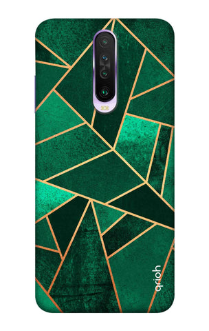 Emerald Tiles Case Xiaomi Redmi K30 Pro Cases & Covers Online