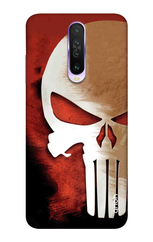 Red Skull Case Xiaomi Redmi K30 Pro Cases & Covers Online