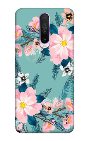 Graceful Floral Case Xiaomi Redmi K30 Pro Cases & Covers Online