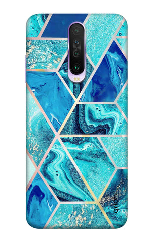 Aquatic Tiles Case Xiaomi Redmi K30 Pro Cases & Covers Online