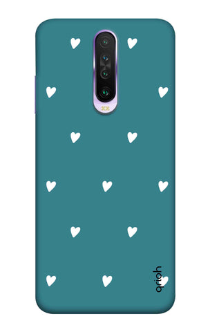 Mini White Hearts Case Xiaomi Redmi K30 Pro Cases & Covers Online