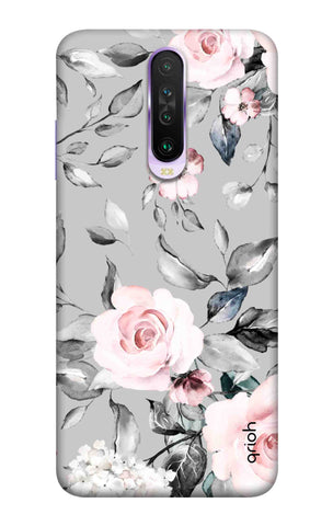 Gloomy Roses Case Xiaomi Redmi K30 Pro Cases & Covers Online