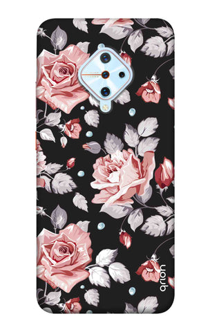 Shabby Chic Floral Vivo S1 Pro Cases & Covers Online