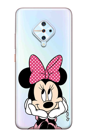 Minnie In Deep Thinking Vivo S1 Pro Cases & Covers Online