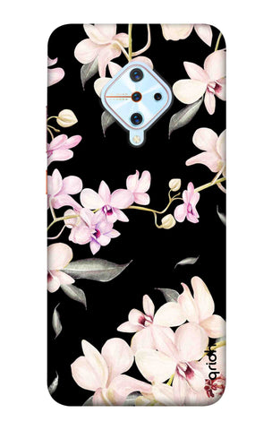 Seamless Flowers Vivo S1 Pro Cases & Covers Online