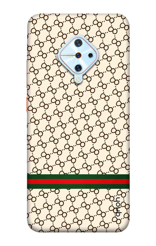 Luxurious Pattern Case Vivo S1 Pro Cases & Covers Online