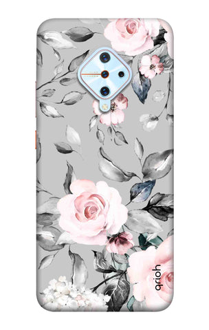 Gloomy Roses Case Vivo S1 Pro Cases & Covers Online