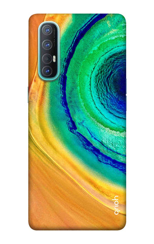 Colours Of Nature Case Oppo Reno 3 Pro Cases & Covers Online
