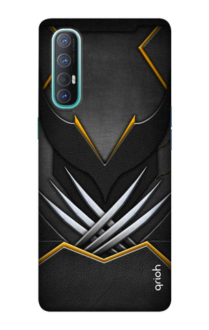 Black Warrior Case Oppo Reno 3 Pro Cases & Covers Online