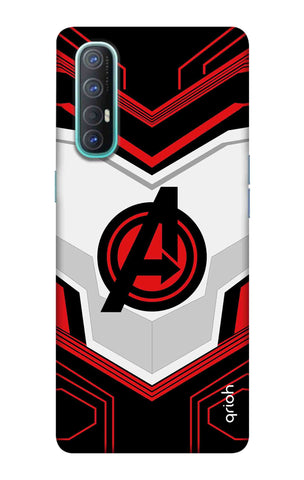 Guardians Of The Earth Case Oppo Reno 3 Pro Cases & Covers Online