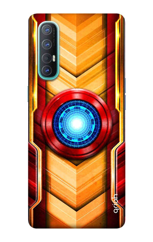 Arc Reactor Case Oppo Reno 3 Pro Cases & Covers Online