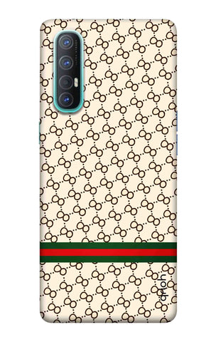 Luxurious Pattern Case Oppo Reno 3 Pro Cases & Covers Online